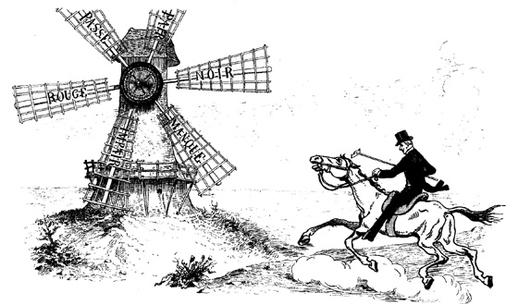 Roulette di marsiglia